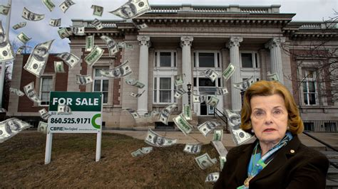 Exposed: Are Senator Feinstein and Her Cronies Looting the