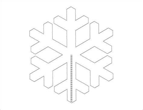 snowflake templates   word  jpeg png format