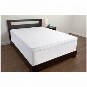Comfort revolutiontm mattress topper cover 608322 for Cheap comfortable mattress toppers