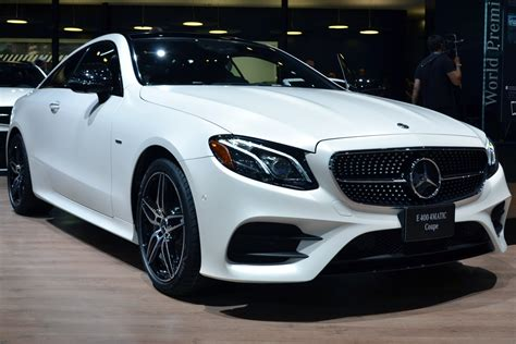 2018 Mercedes Eclass Coupe Drops Two Doors To Stunning