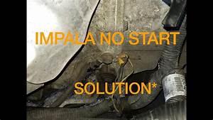 Chevrolet Impala No Start No Power To Starter  Solution