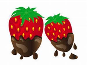 Chocolate Covered Strawberry Stock Illustrations – 137 ...