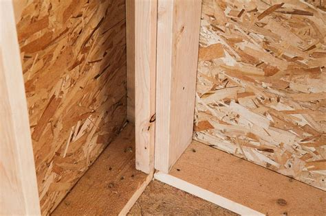 how to mold on wood the best way to frame less wood more thought protradecraft 8724