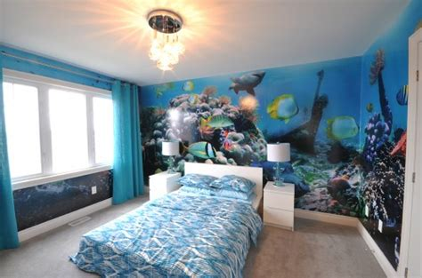 water themed rooms retail wall graphics 171 k6 media advertising design identity signs vehicle wraps banners