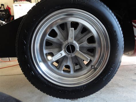 Gt40 Wheels  Re Halibrand Pindrive Wheels Package Mki