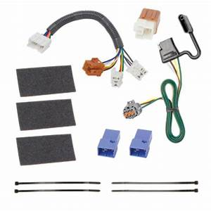 Trailer Wiring Harness Kit For 05