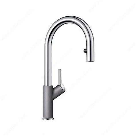 blanco kitchen faucets blanco kitchen faucet urbena richelieu hardware