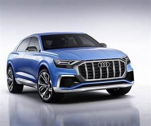 Audi A : audi q8 e tron concept will challenge x6 and gle coupe ~ Gottalentnigeria.com Avis de Voitures