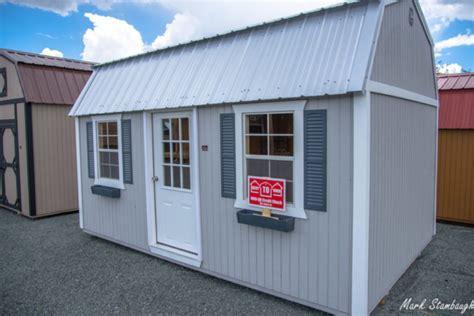 Alto Portable Buildings ? Graceland Storage Sheds & Eagle