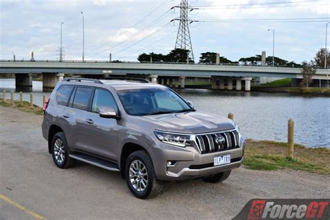 toyota landcruiser prado review forcegtcom