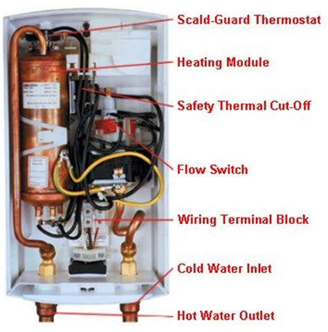 120 volt tankless water heater stiebel eltron tempra electric tankless water heater