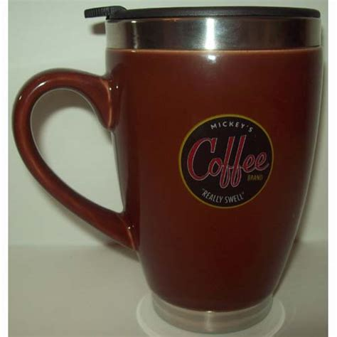 Alibaba.com offers 838 personalized disney coffee mugs products. Your WDW Store - Disney Coffee Cup Mug - Mickey's Really Swell Coffee - Brown