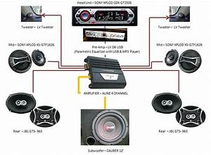 Wiring Diagram Easy Set Up Car Radio