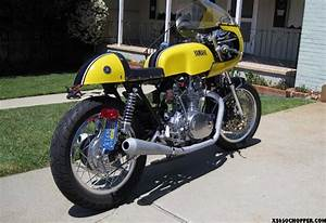 Xs 650 Cafe Racer