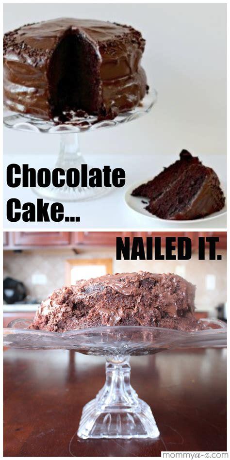 Chocolate Cake Meme - pics for gt nailed it cake meme