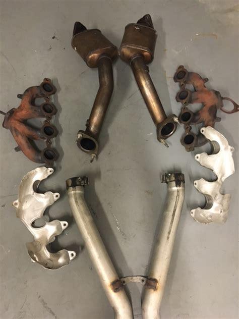 pipe ls for sale ls3 stock headers cats x pipe corvetteforum chevrolet