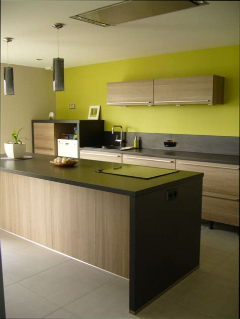 mur cuisine couleur mur cuisine bois cuisine bois couleur mur cuisine bois decoration cuisine couleur