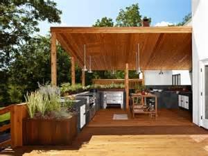 Patio Bar Ideas Diy by Cuisine Ext 233 Rieure 233 T 233 50 Exemples Modernes Pour Se