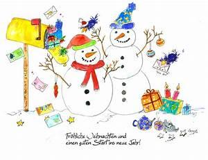 Weihnachtskarten Mit Foto Kostenlos Ausdrucken : fr hliche weihnachtsgr e kostenlose weihnachtskarten zum ~ Haus.voiturepedia.club Haus und Dekorationen