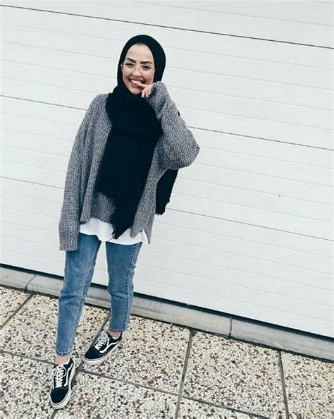 Outfit Ideas To Wear Winter Hijab Style From Pinterest to Copy u00bb Celebrity Fashion Outfit ...
