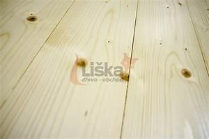 Podlahové palubky modřín