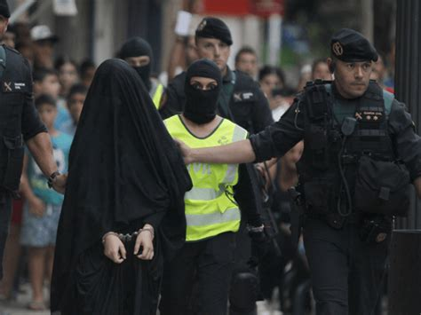 multiple isis terror suspects arrested  spain  morocco