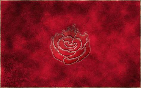 rwby ruby rose symbol wallpaper  crypticspider