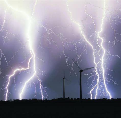 Mit Blitzen by Eine Minute Physik Wo Die Meisten Blitze Einschlagen Welt