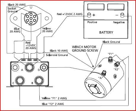 Help With Cab Winch Control For Superwinch Schematic