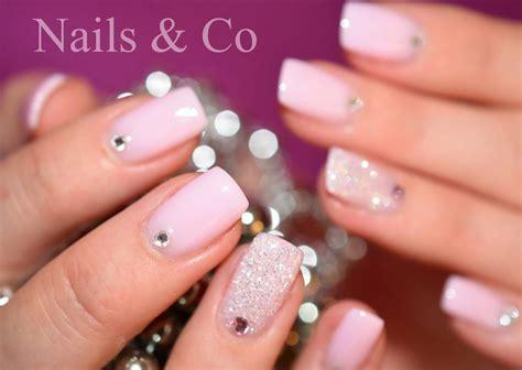 nageldesign rosa nail nageldesign milchig rosa nageldesign pink nail designs nail und nails
