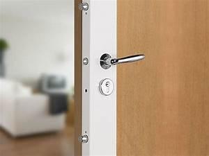 ermetis serrure multipoints avec cylindre europeen With porte de garage enroulable avec serrure picard