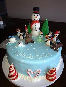 Christmas | Cake Decorating Ideas | Cake | Pinterest