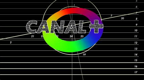 canap plus widget canal plus black