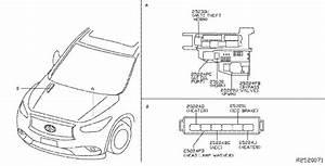 Infiniti Qx60 Relay Radiator Fan