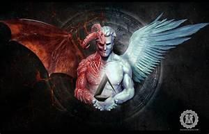 Ange Et Demon : ange et demon razorimages design agency ~ Medecine-chirurgie-esthetiques.com Avis de Voitures