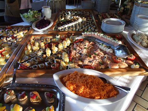 buffet speise