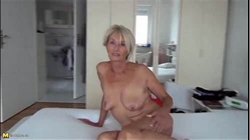 Breasty Grey Haired Pounds By Four Brunette Cocks #Slim #Smart #Sexy #Skinny #Mature #Masturbation