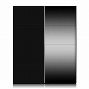 Schwebetürenschrank Schwarz Spiegel : schwebet renschrank kick schwarz spiegel breite 152cm ~ Markanthonyermac.com Haus und Dekorationen