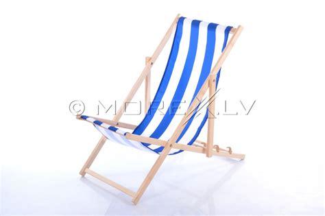 Saliekamais pludmales dārza krēsls Classic DC001 Pludmales ...