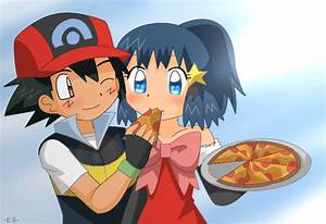 Ash And Dawn Photo by Pokemon Trainer Ash Photobucket