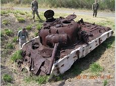 There are no other tanks on the island either US or