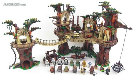 Lego Star Wars Ewok Village 10236 Full Review