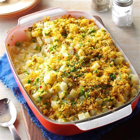 cottage recipes cottage potatoes recipe taste of home