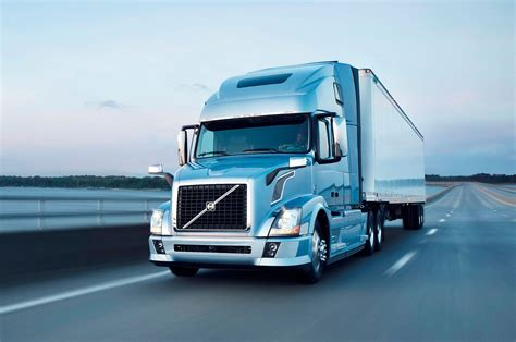 volvo trailer for epa proposes new emissions economy standards for heavy trucks