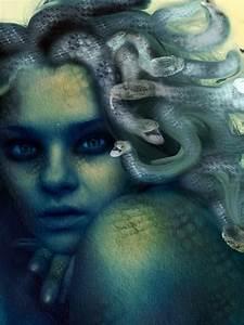 Medusa Greek Mythology February 2019