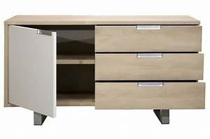 Meuble Tv Buffet : composition de meuble tv et buffet ~ Teatrodelosmanantiales.com Idées de Décoration