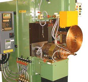 seam welding machines from sciaky welding slough