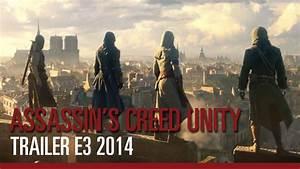 Assassin's Creed Unity - Trailer E3 2014 - YouTube