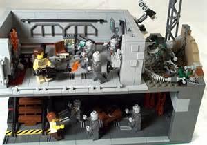 LEGO Zombie Base