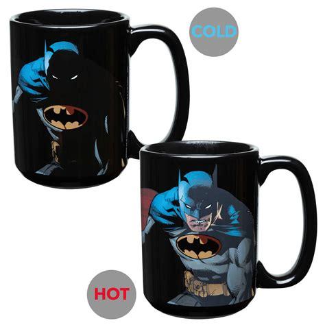 color changing mugs batman large color changing mug for sale at zak